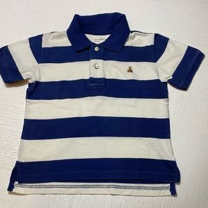 GAP Baby - Striped Polo - Size 5 Toddler